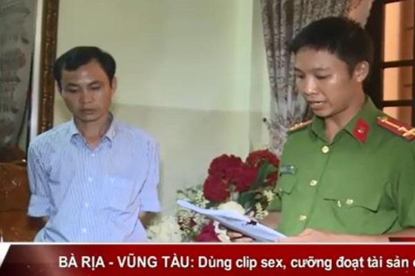 Dùng clip sex, cưỡng đoạt tài sản của tình nhân