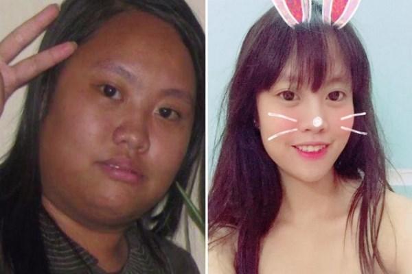 """Sợ mất chồng đẹp trai, cô gái Nam Định liên tục giảm hơn 40kg để xinh như """"hot girl"""""""