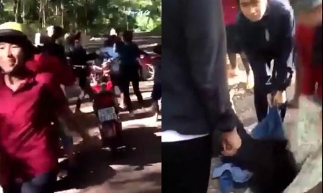 Quảng Trị: Nữ sinh bị đánh hội đồng đến ngất xỉu