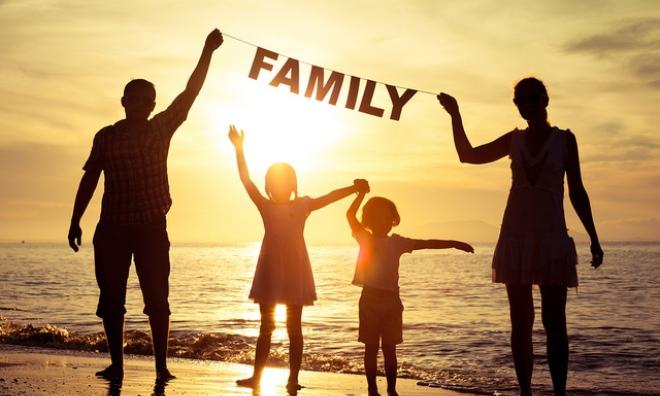 Bên gia đình giúp bạn sống lâu hơn