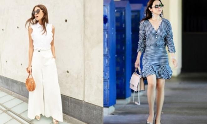 Những kiểu thời trang công sở mùa hè được lòng phái đẹp