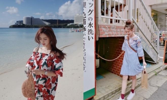 Xem street style Châu Á để xem cách mặc đồ 'hoa hòe hoa sói' trong ngày hè oi ả