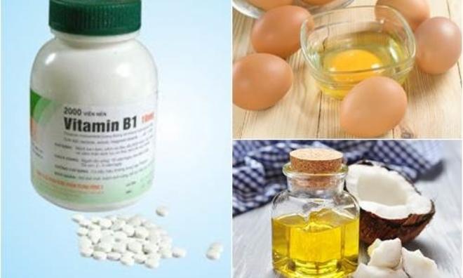 Tắm trắng bằng vitamin B1 đơn giản, dễ thực hiện tại nhà