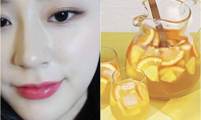 3 loại nước detox cho làn da đẹp miễn chê