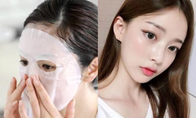 Cách sử dụng mặt nạ giấy hiệu quả, bạn gái nên biết