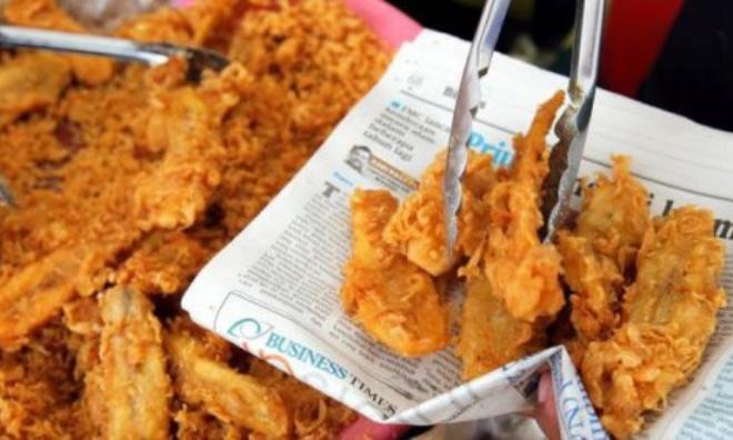 Giấy báo gói thực phẩm hủy hoại cơ thể bạn tới cỡ nào?