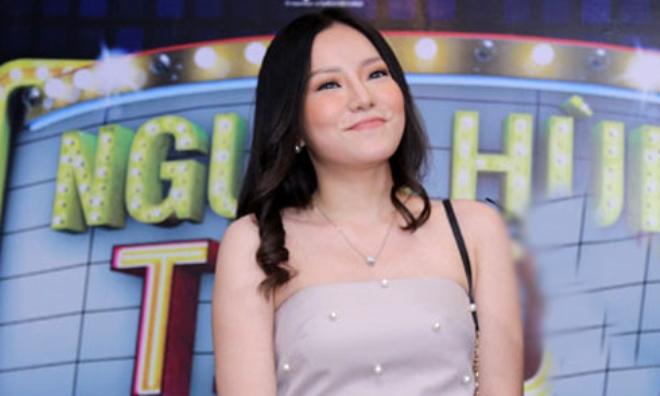 Vợ cũ Lâm Vinh Hải lần đầu xuất hiện sau khi sửa mũi, tiêm môi