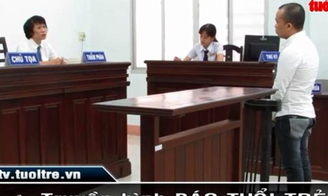 6 năm tù về hành vi hiếp dâm trẻ em