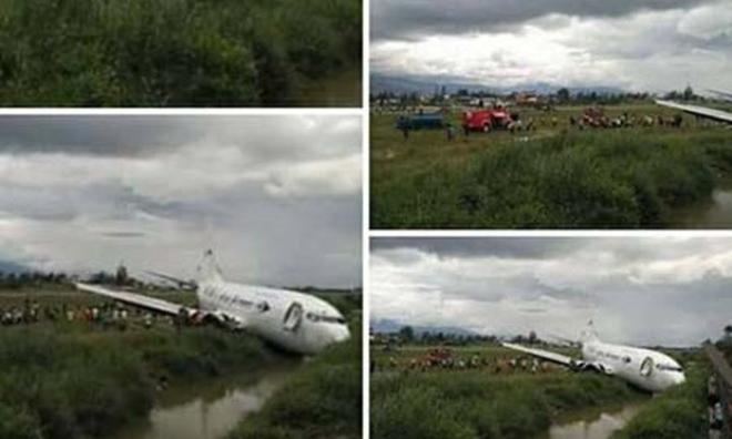 Triệu tập đối tượng nữ tung tin đồn máy bay rơi ở sân bay Nội Bài
