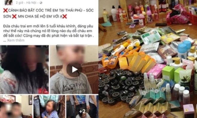 Tung tin máy bay rơi ở Nội Bài, bịa chuyện bắt cóc trẻ em: Để câu like nhằm bán hàng online, việc gì giới trẻ cũng dám làm