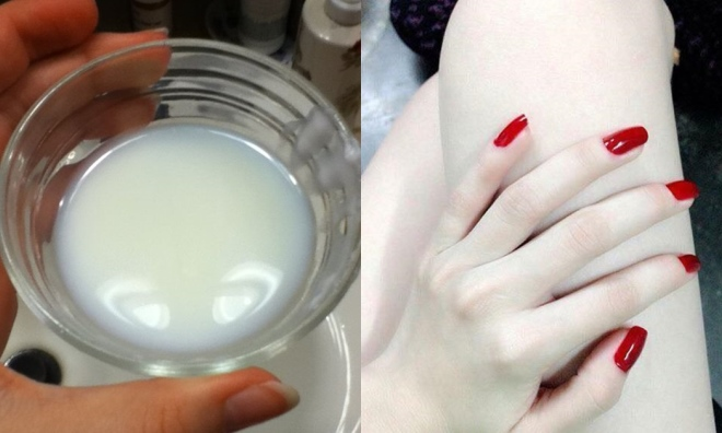 Tắm sữa tươi theo cách này trong 1 tuần liên tục, da cứ thế trắng nõn bật lên 2 – 3 tông lại cực kì mịn màng