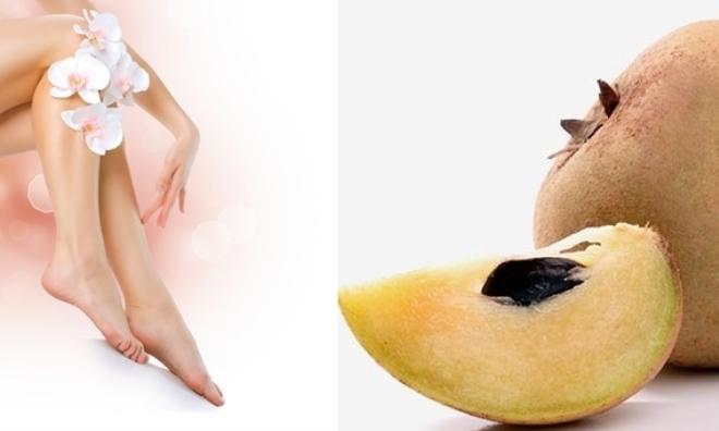 Triệt sạch lông vĩnh viễn tại nhà với loại trái cây quen thuộc chưa đến 5 ngàn đồng