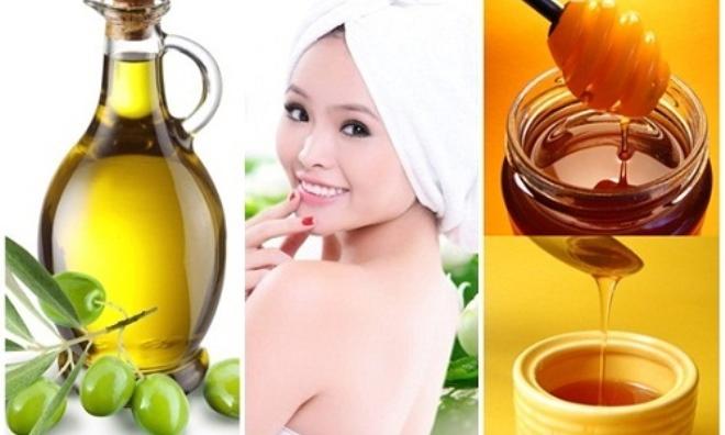 Làm đẹp da với dầu oliu và mật ong cho da đẹp xuất sắc, không thể chối từ