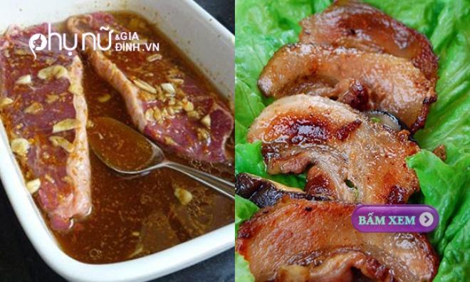 Làm thịt nướng muốn ngon khi ướp phải cho thêm thứ này đảm bảo ăn thơm ngon hơn ngoài hàng