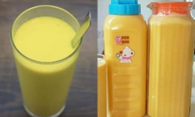 Sự thật ít người biết: Uống sữa nghệ có thể giúp giảm cân siêu tốc