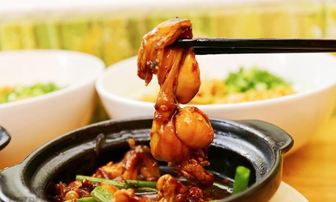 Cách nấu cháo ếch Singapore cay nồng ngon tuyệt đỉnh