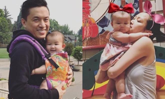 Con gái Lam Trường giống ba như đúc, lần đầu tiên được đi du lịch xa