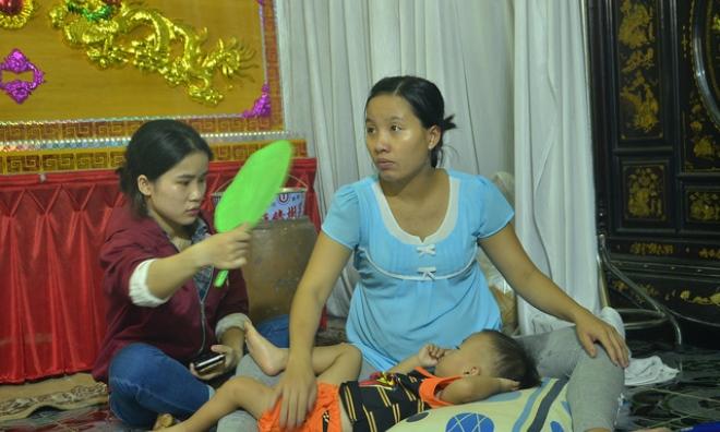 Thượng úy cảnh sát hy sinh trong đám cháy: Con gái sắp chào đời không kịp nhìn mặt cha
