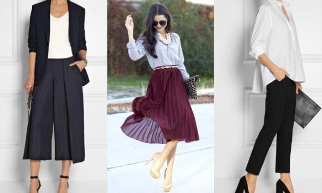 Những lựa chọn thời trang khôn ngoan nhất cho phụ nữ tuổi 30