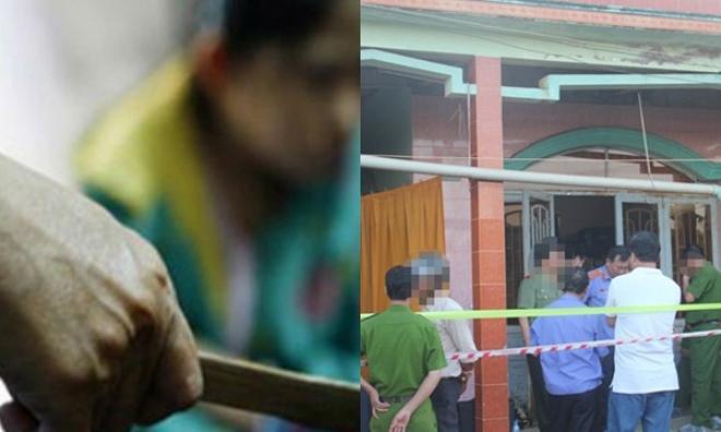 Rúng động: Chồng vừa ra tù giết vợ rồi uống thuốc sâu tự tử