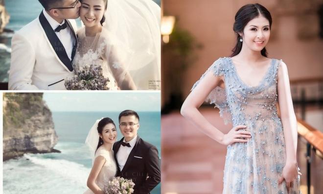 Mặc kệ dân tình bàn tán xôn xao, Hoa hậu Ngọc Hân vẫn quyết tâm 'giữ quyền im lặng' trước tin đồn sắp đám cưới