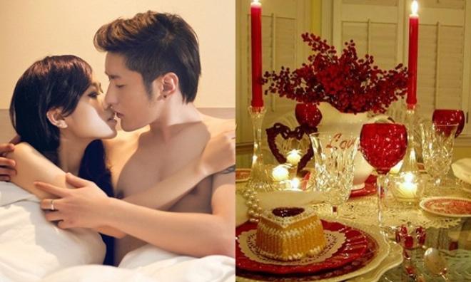 Có bận rộn đến mấy, các cặp đôi cũng không nên bỏ qua 4 'thời điểm vàng' này để ân ái
