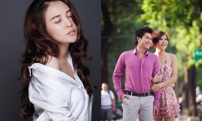 'Thiên tình sử' ít người biết của Đàm Thu Trang trước khi đến với Cường Đô La