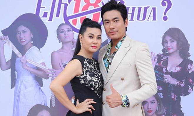 Cát Phượng: 'Chưa đeo nhẫn cưới nên chưa gọi Kiều Minh Tuấn là chồng'