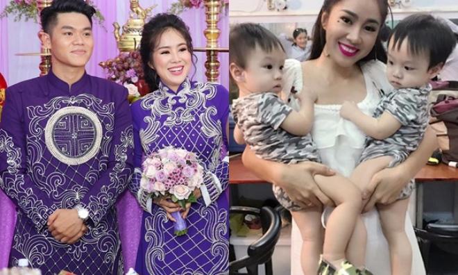 Kết hôn chưa được bao lâu, Lê Phương đã muốn sinh 'tiểu công chúa' cho chồng trẻ Trung Kiên