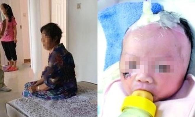 Bị mẹ chồng đánh và sỉ nhục, nàng dâu phẫn uất ném con trai 4 tháng tuổi xuống đất