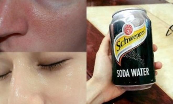 Mua lon nước soda 10k làm theo cách này là lỗ chân lông se khít hoàn toàn
