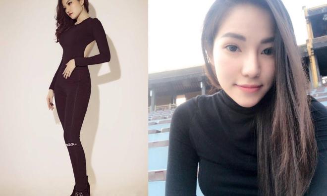 Hậu ly hôn Lý Phương Châu ngày càng xinh đẹp, gợi cảm 'ăn đứt' bạn gái người mẫu của Lâm Vinh Hải