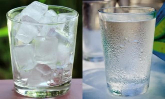 Chỉ uống nước đá thôi cũng giảm một mạch 10kg mà chẳng cần tốn sức tập gym