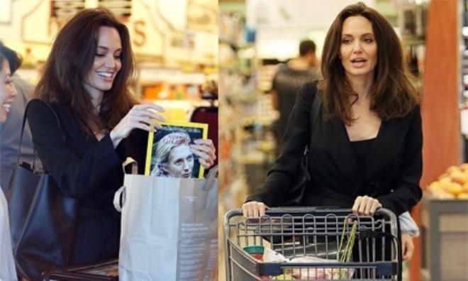 Angelina Jolie tiết lộ đã vượt qua giai đoạn khó khăn sau khi ly dị Brad Pitt