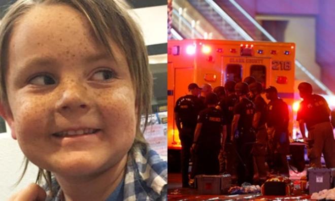 Vụ xả súng kinh hoàng tại Mỹ: Kỳ diệu cậu bé 5 tuổi tìm được gia đình nhờ mạng xã hội