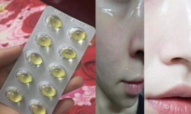 Học cách thoa vitamin E chuẩn nhất cho làn da trắng hồng chỉ sau 1 đêm