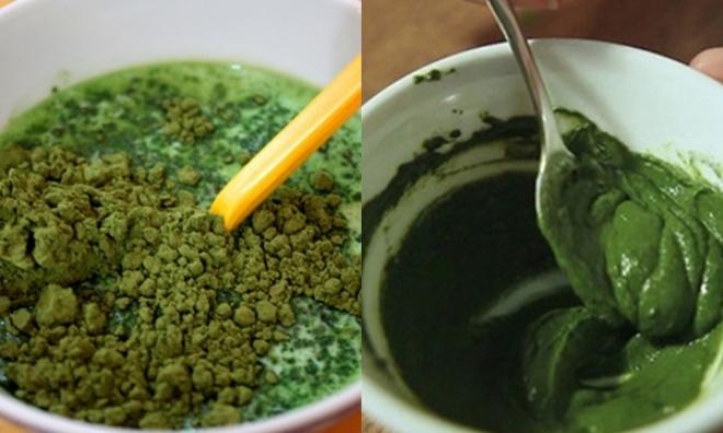 Cách làm mặt nạ bột trà xanh đắp mặt vừa đơn giản lại hiệu quả tại nhà