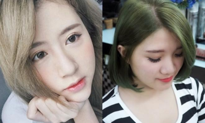 Là con gái, bạn phải nhuộm 5 màu tóc 'siêu hot' này 1 lần trong đời