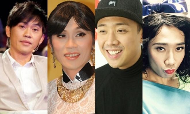 Những sao Việt giả gái giống đến mức khiến công chúng không biết đường nào mà lần