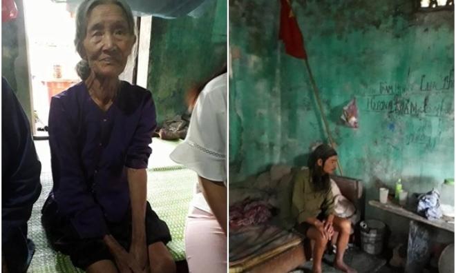 Mẹ già 88 tuổi bị hai con tâm thần đánh túi bụi trong cơn điên loạn: 'Nhiều lúc tôi bất lực lắm, chỉ muốn uống một liều thuốc độc để ngủ luôn'