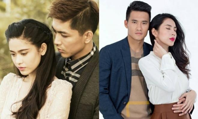 Những cặp đôi sao Việt 'ăn cơm trước kẻng' rồi mới kết hôn