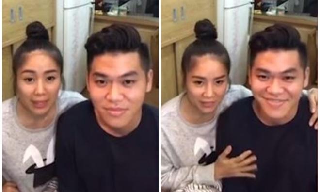 """Vợ chồng Lê Phương """"đứng hình"""" khi fan khẳng định Quý Bình mới là chồng Lê Phương"""