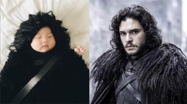 Bé gái 4 tháng tuổi nổi tiếng vì đóng giả nhân vật phim lúc ngủ - Ảnh 2