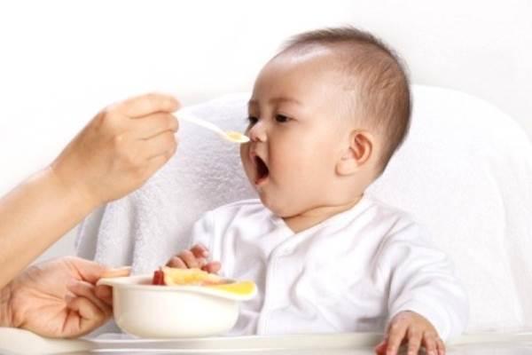 Lưu ý khi chế biến thức ăn dặm cho trẻ - Ảnh 1
