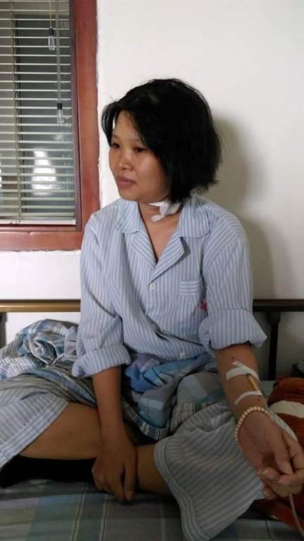 Thêm một mẹ Việt từ chối điều trị ung thư để sinh con - Ảnh 3