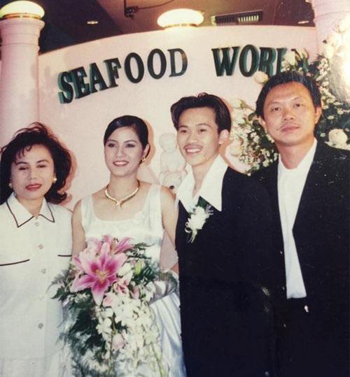 4 người phụ nữ bên đời Hoài Linh và những chuyện 'thâm cung bí sử' - Ảnh 4