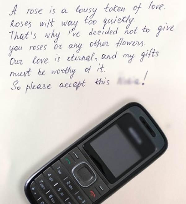 Những lời nhắn bá đạo vợ gửi cho chồng - Ảnh 6