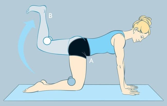 5 động tác thể dục đơn giản giúp bạn nhanh chóng có được  vòng 2 phẳng lì - Ảnh 3