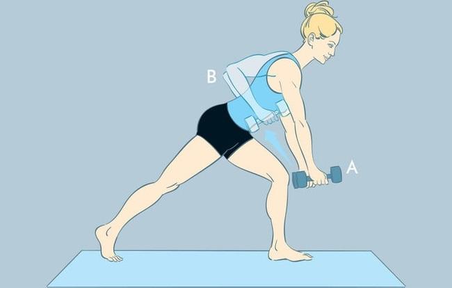 5 động tác thể dục đơn giản giúp bạn nhanh chóng có được  vòng 2 phẳng lì - Ảnh 1