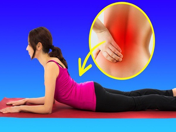 Cách giảm đau lưng nhanh chóng mà không cần tập nhiều: Chỉ kiên trì giữ yên 6 động tác